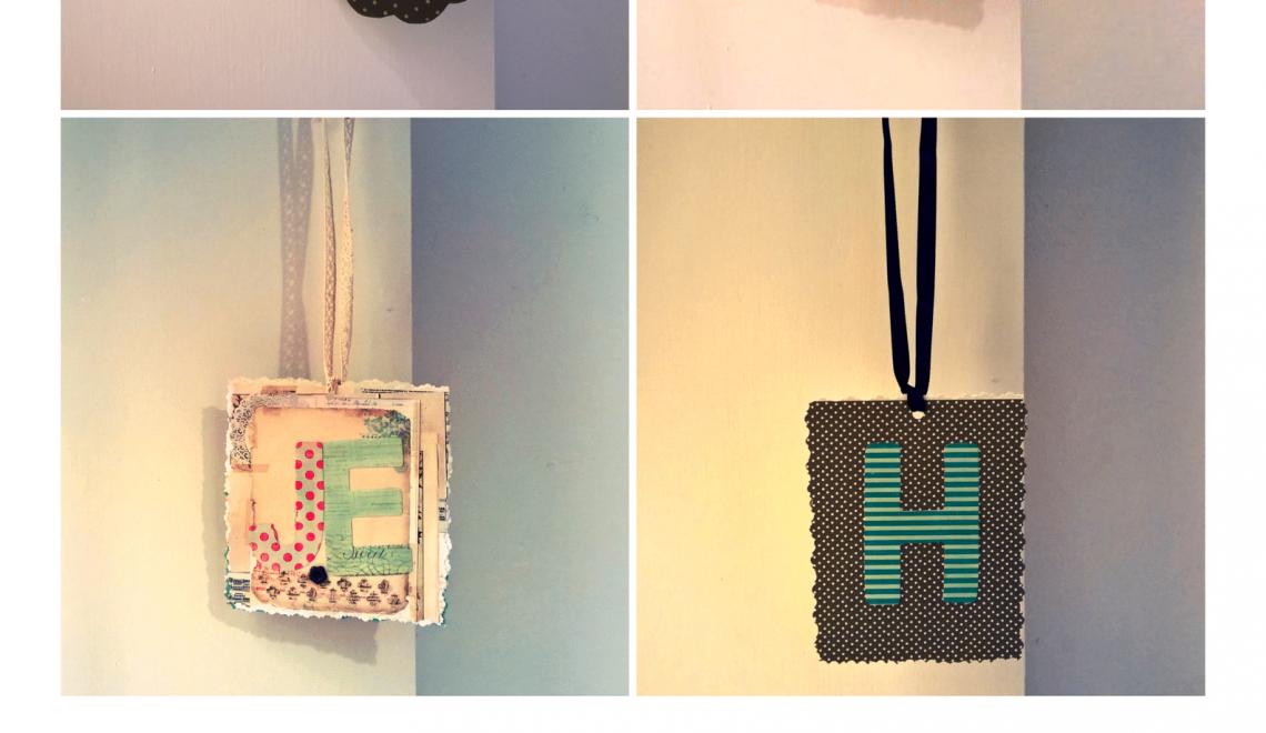 DIY Door Hangers – A wonderful gift