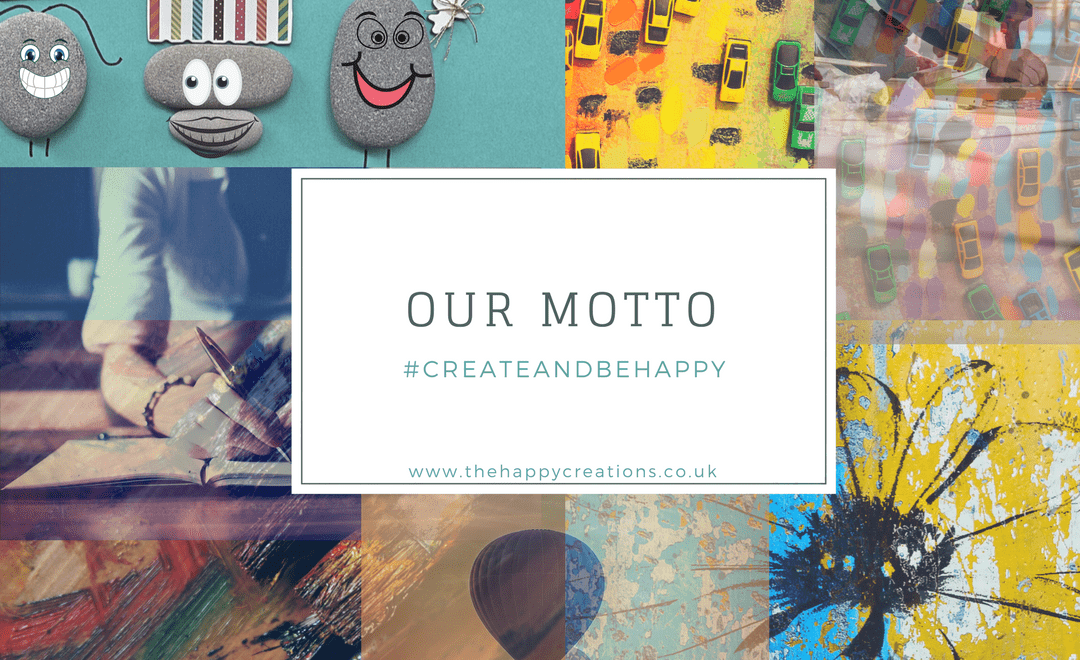 The Happy Creations | Our Motto